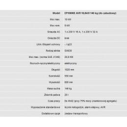 AGREGAT HONDA EP10000E AVR CORNEA ŁÓDŹ